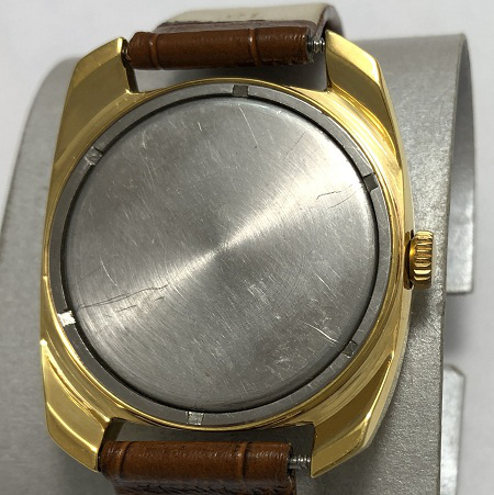 Мужские наручные часы Poljot made in USSR 17 jewels черные