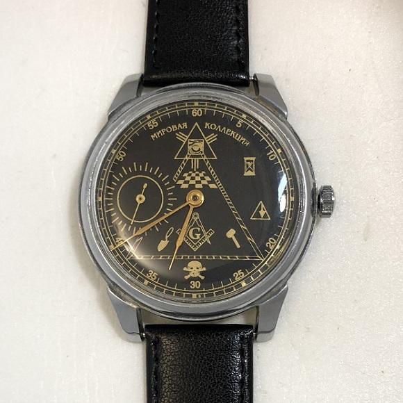 Мужские наручные часы Молния Мсонские СССР