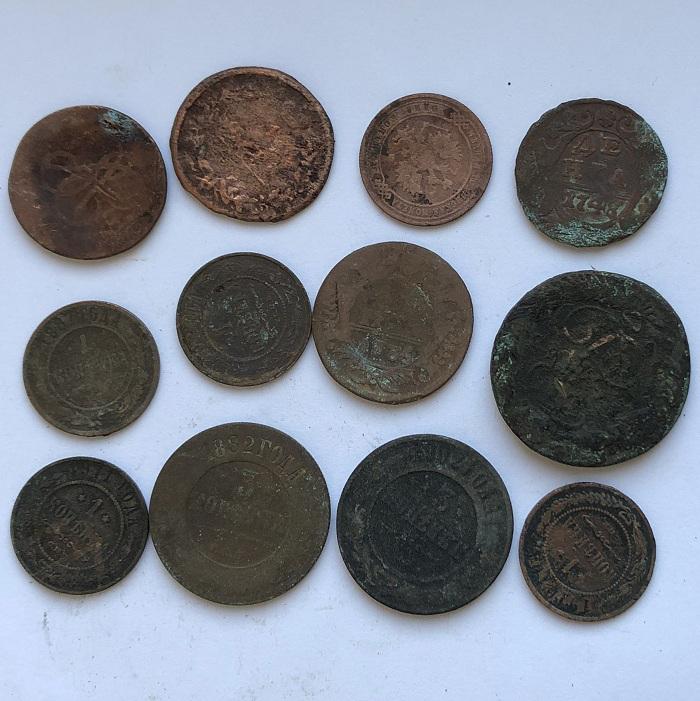 монеты Российской империи царские