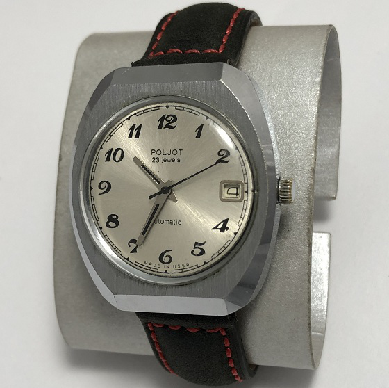 Мужские наручные часы Полет СССР 23 камня автоподзавод