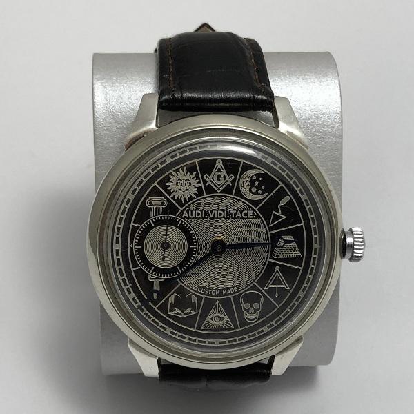 часы Восток с календарем пограничные