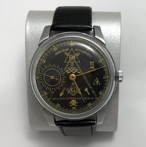 Мужские наручные часы Молния из СССР