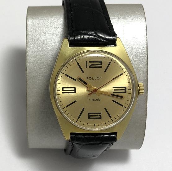 Мужские наручные часы Молния СССР механические