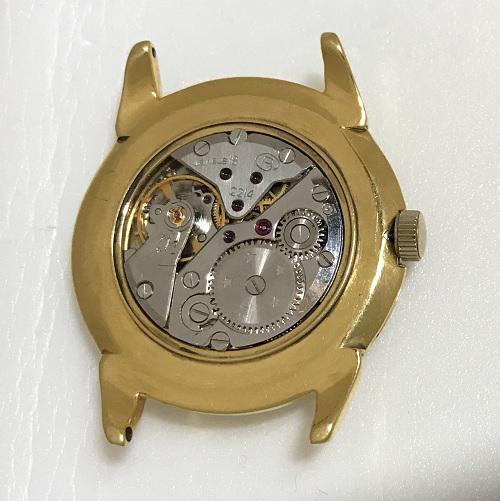 Наручные мужские часы Восток СССР позолоченные 18 камней AU 2,5