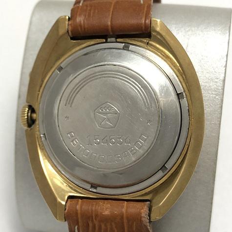 Мужские наручные часы СССР Слава механические