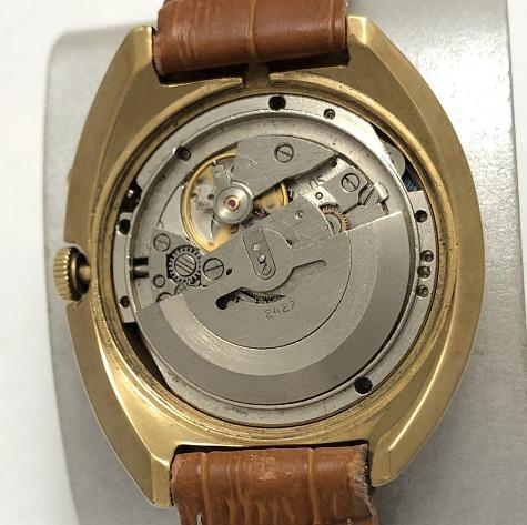 наручные часы Слава СССР с браслетом бордовые в позолоте