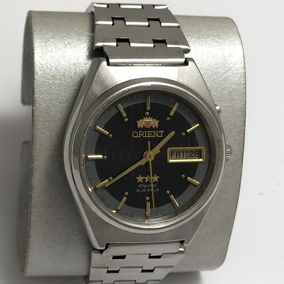наручные часы Полет de luxe СССР 29 камней автомат черные
