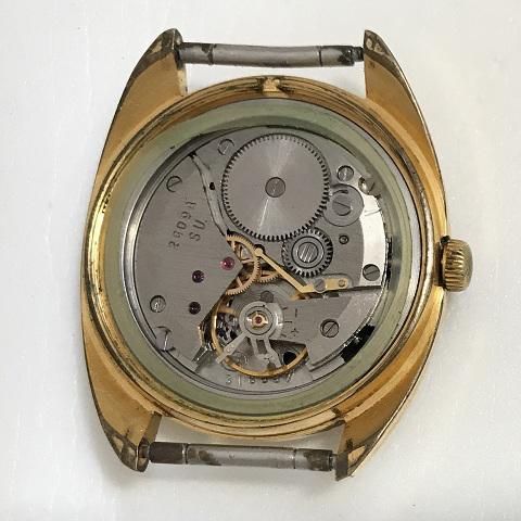Мужские наручные часы Восток СССР 2409 позолоченные