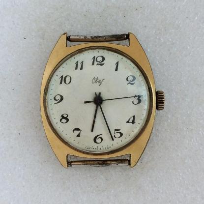 наручные часы Свет СССР 2609 НА позолоченные