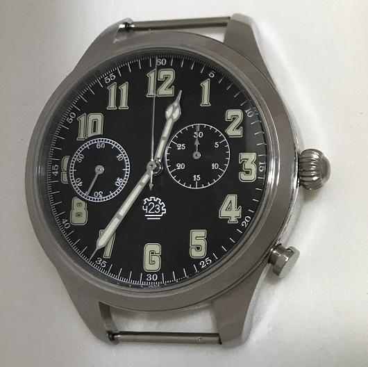 Мужские наручные часы Ракета СССР 2609 НА позолота секундная шкала