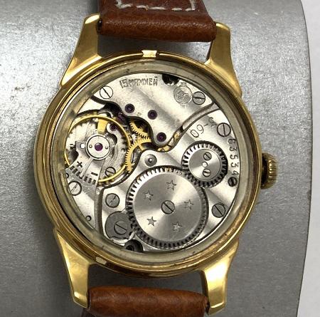 наручные часы Ракета синие вечный календарь СССР