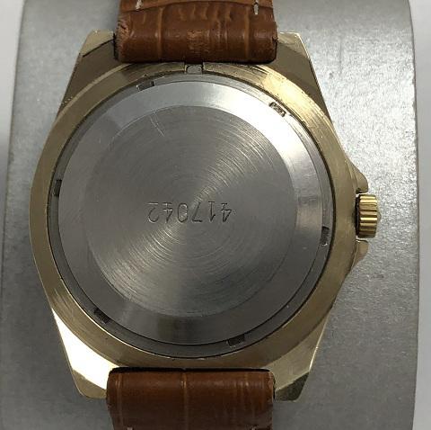 Мужские наручные советские часы Полет