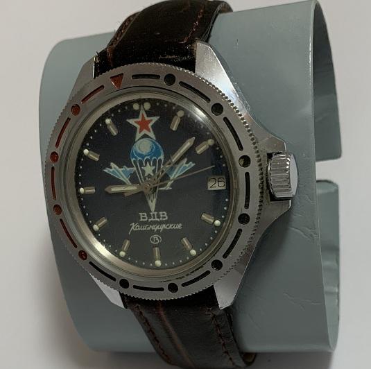 Мужские наручные часы Слава СССР косая позолоченные