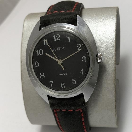 наручные часы Алмаз СССР ЧЧЗ 18 камней позолоченный корпус
