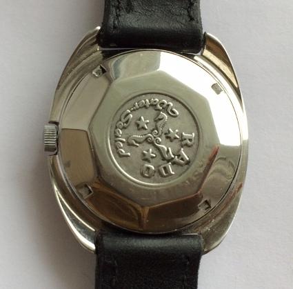 Мужские наручные швейцарские часы Rado DiaStar с автоподзаводом