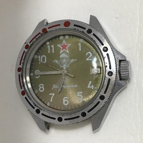 Командирские часы Восток ВДВ парашют