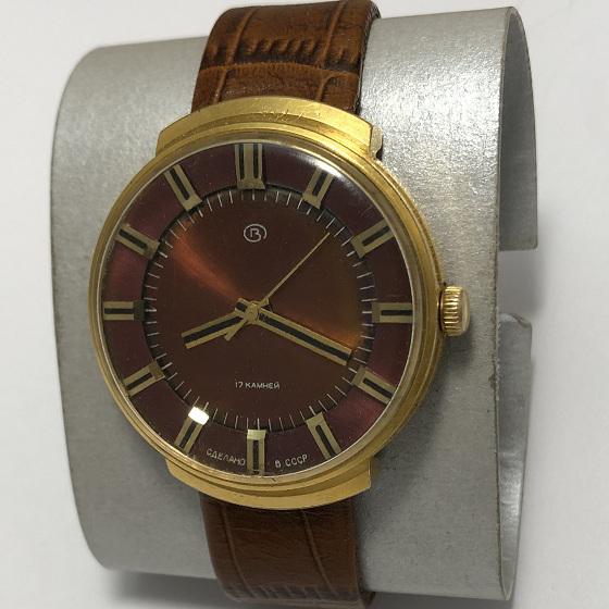 Мужские наручные часы Восток из СССР ушастые