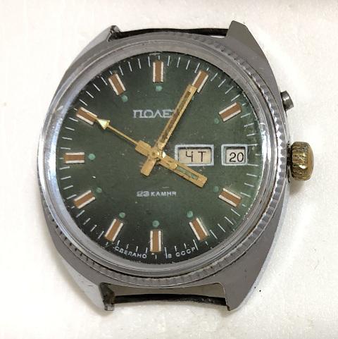 Мужские наручные часы полет СССР 23 камня
