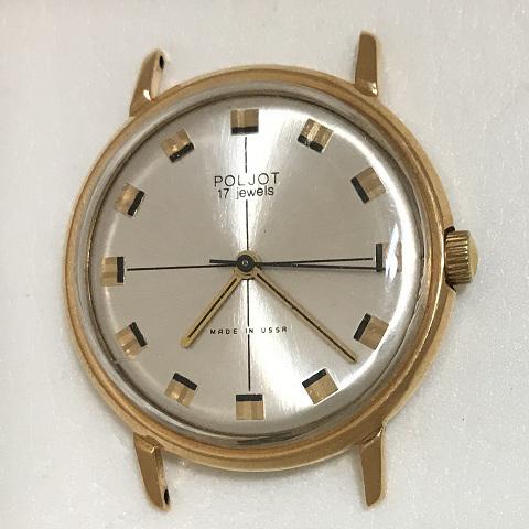 Командирские часы СССР Восток Чистополь 2214 черные