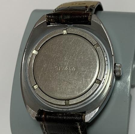 Командирские часы Чистополь Восток позолоченные