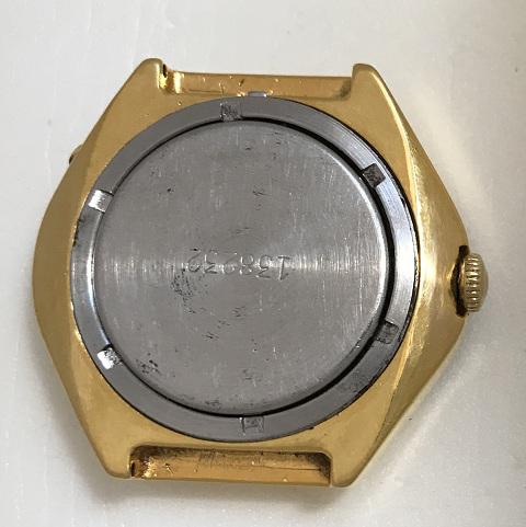 Наручные мужские часы Полет стадион СССР 17 камней редкие