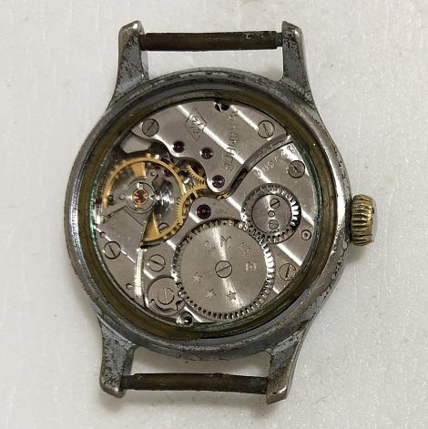 Мужские наручные Часы Orient синие в полоску
