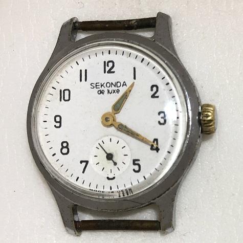 наручные часы Полет СССР 2414 позолоченные 17 камней