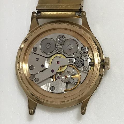 Купить мужские наручные часы ЗИМ СССР зеленые в позолоте в Украине и ... 3bfee1cbf51