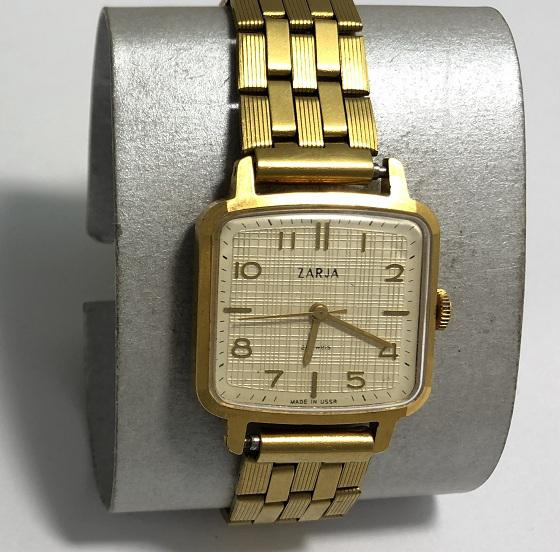 Наручные часы Заря красивая модель