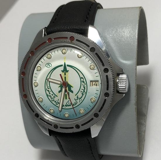 Командирские часы КГБ автоподзавод