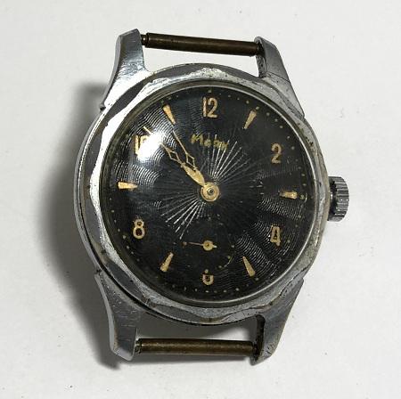 наручные часы Cornavin 15 jewels СССР позолоченные