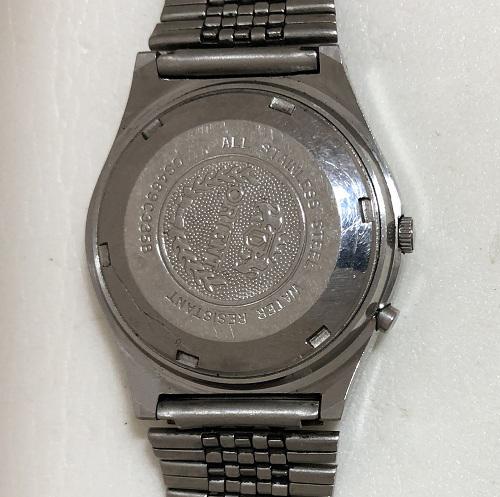 Мужские наручные часы Orient crystal 21 jewels 3 Stars коричневые
