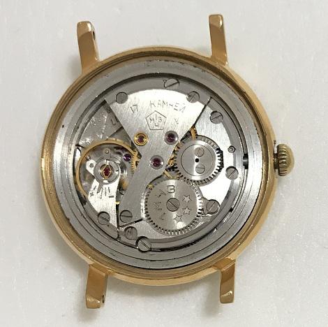 Наручные мужские часы Полет эпохи СССР 17 камней