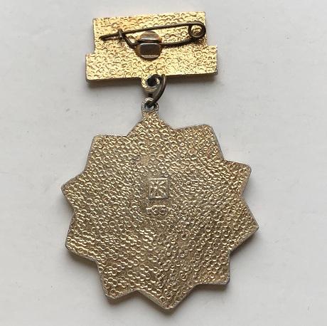 Мужские наручные часы Восток Волна СССР ЧЧЗ позолоченные