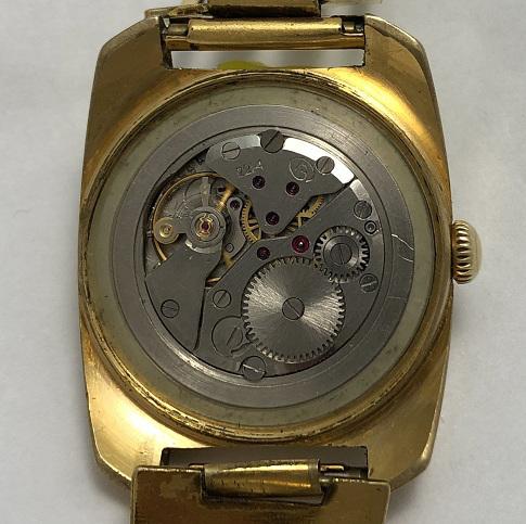 Мужские наручные часы Восток из СССР на 17 камнях