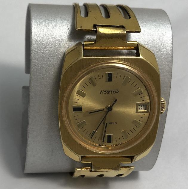 Мужские наручные часы Восток из СССР