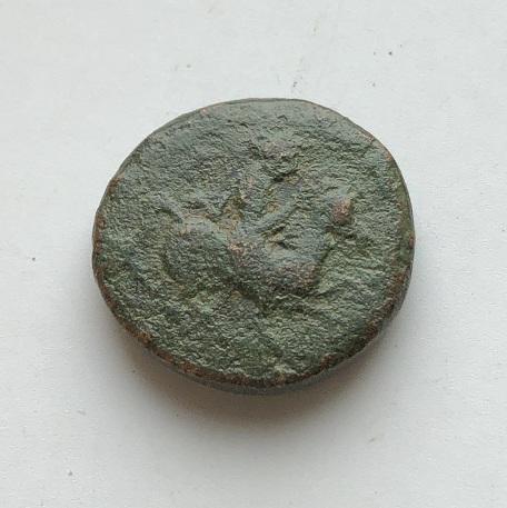 Древнегреческая монета Фессалия