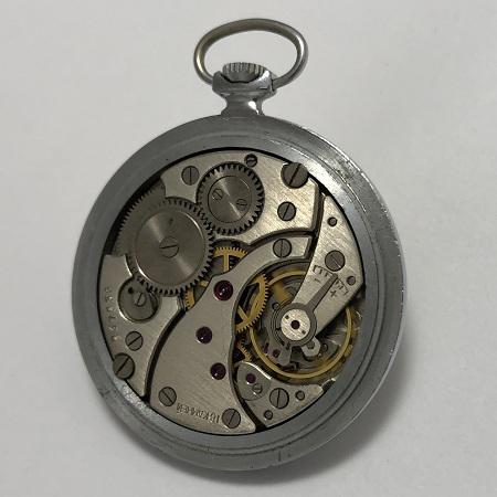 Карманные часы Молния Спартак футбол