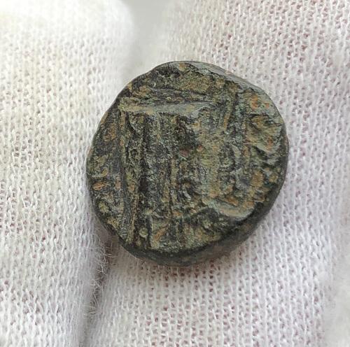 Древнегреческая монета Македонии