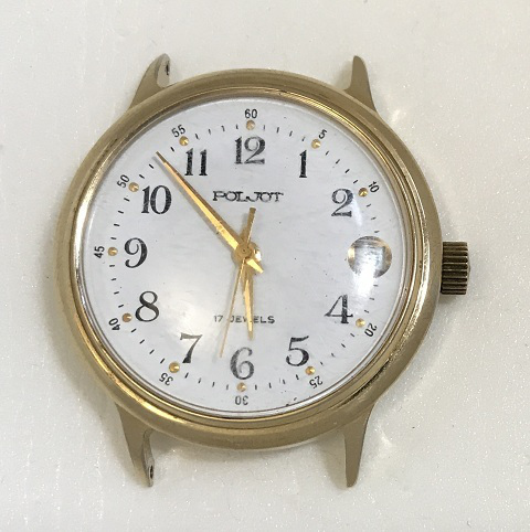 Карманные часы Молния СССР с орденом победы
