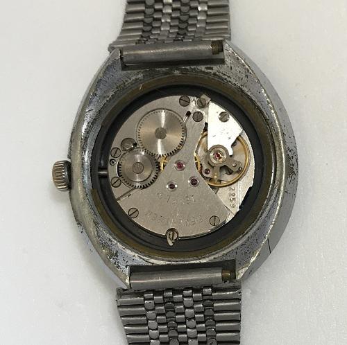 Мужские наручные часы Полет СССР 17 камней в полоску