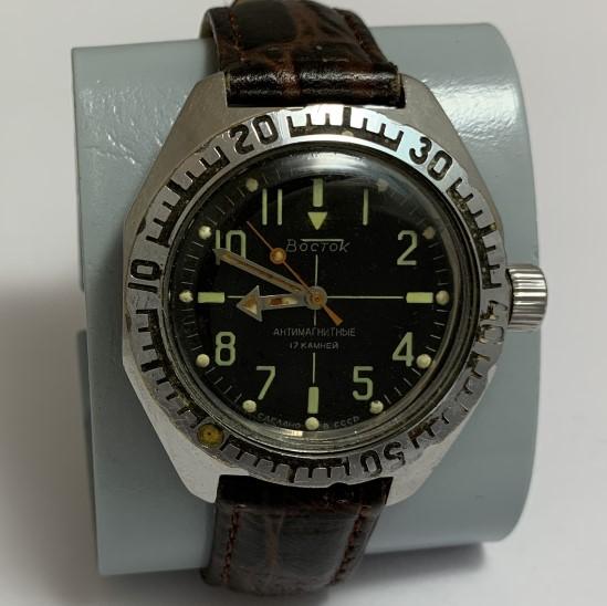 Мужские наручные часы Cornavin 17 камней СССР редкие