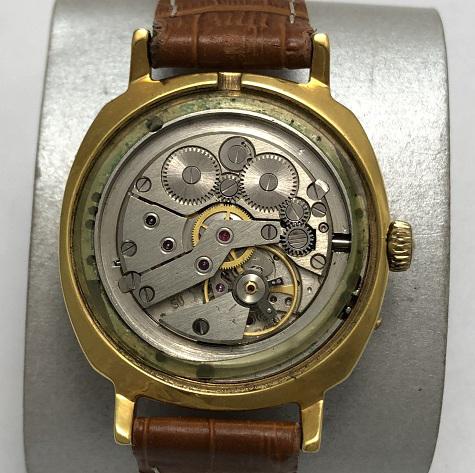 наручные Часы Ориент 21 камень серые