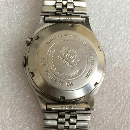 наручные часы Orient оригинал светло-коричневые
