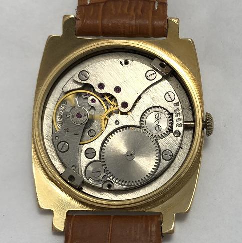 наручные Часы Orient механика коричневые