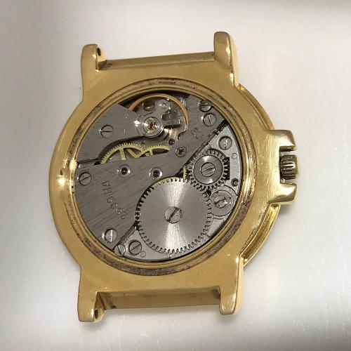 наручные часы Wostok USSR 18 Jewels позолоченные