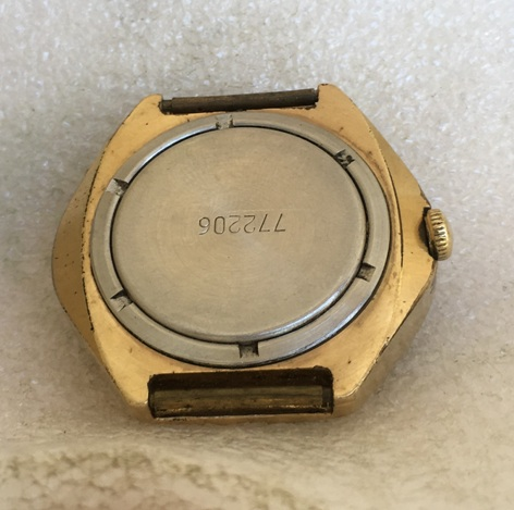 Мужские наручные часы Полет СССР стадион