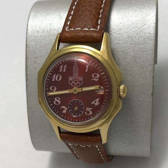 Мужские наручные часы Восток СССР олимпийские