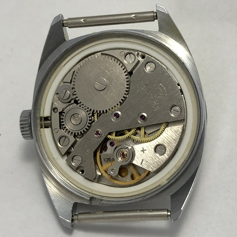 наручные часы Слава бежевые AU