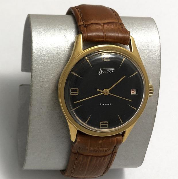 Мужские наручные часы Восток СССР механика отличные